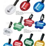 Promotional Luggage Tags Customized With Your Logo