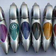 4 wheels car pen