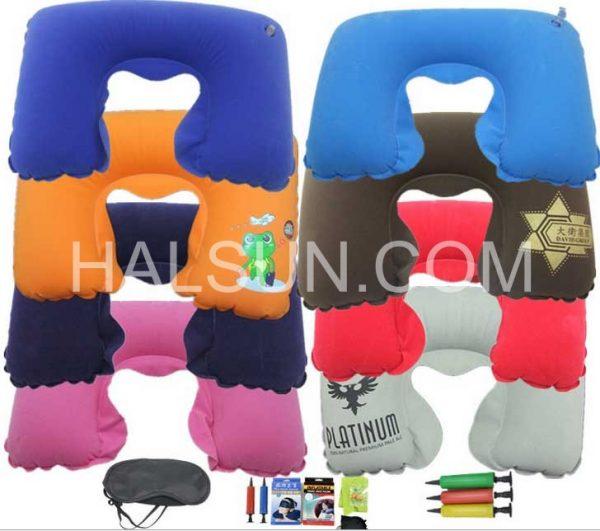 custom travel pillow