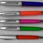 Custom Metal Clip Pens