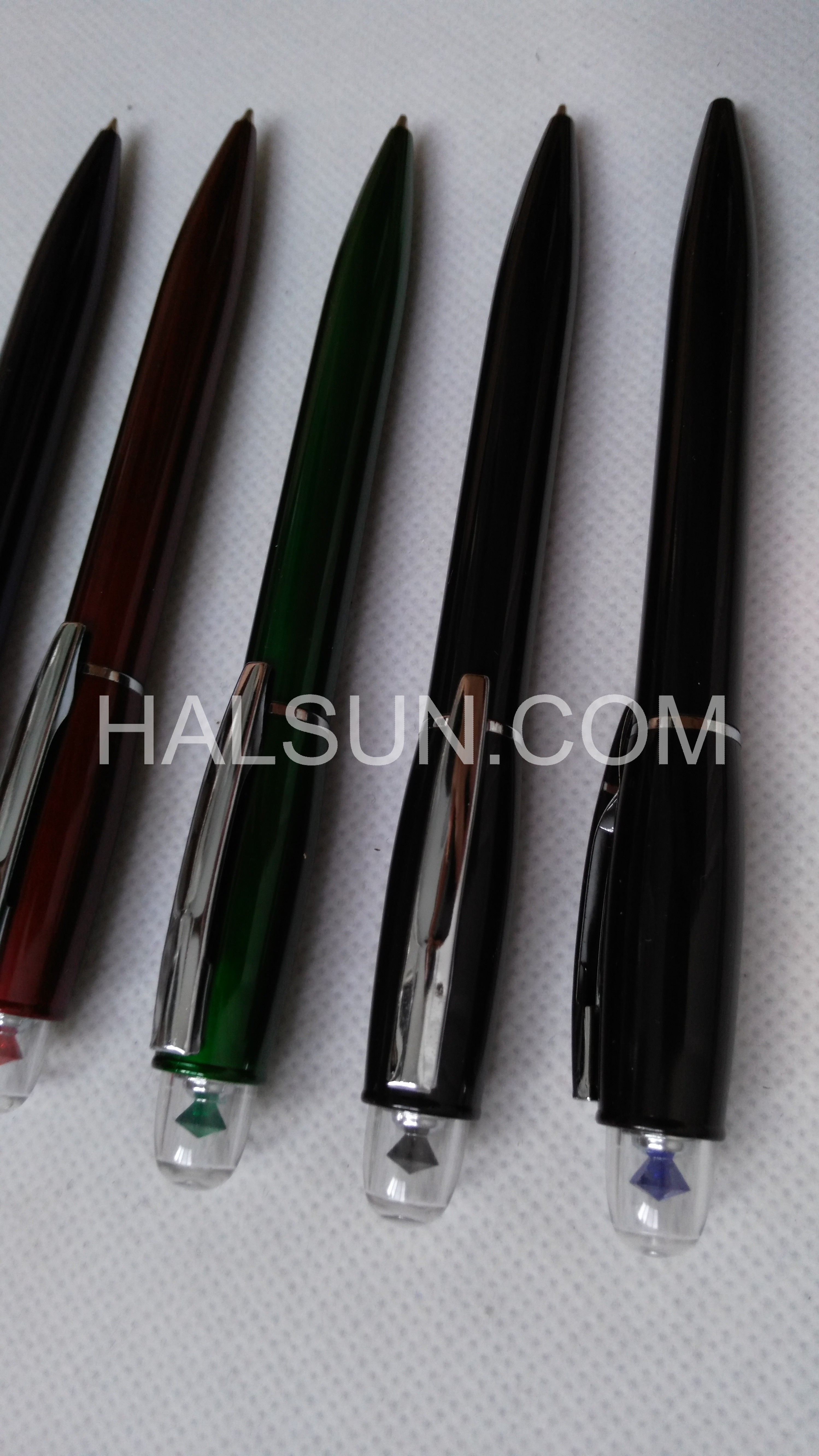 Diamond Pens Metal Clip
